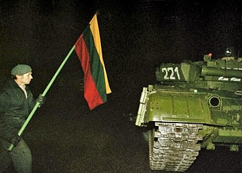 The 13th of January in Lithuania - Freedom Defenders' Day