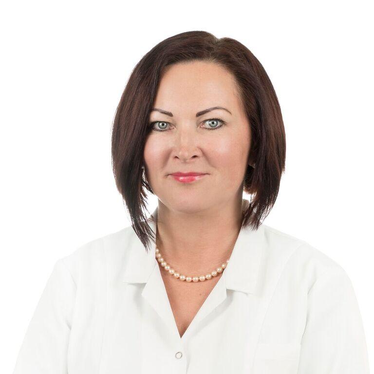 """Baltic Medical Centre"" gydytoja ginekologė Renata Karalienė."